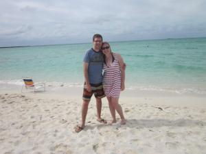 on Castaway Cay!