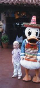 Me & Donald!