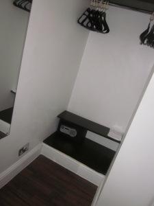 closet area!